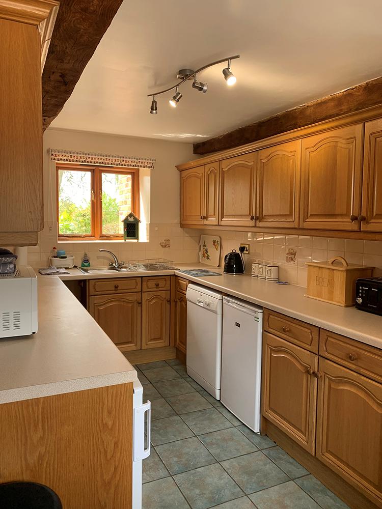 Chestnuts kitchen