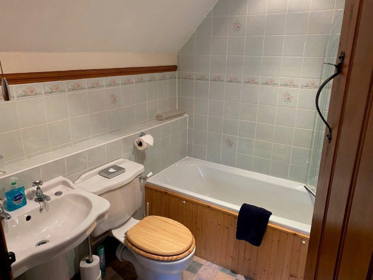 Copper Beech bathroom
