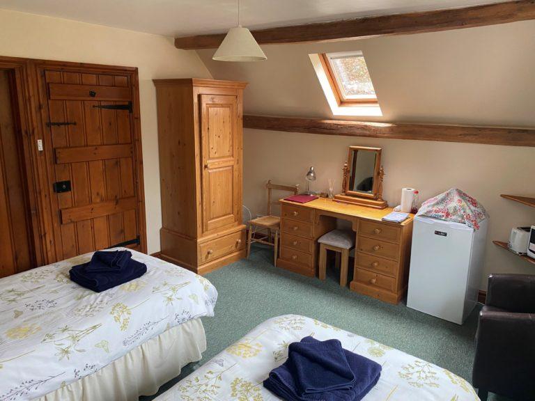 Copper Beech bedroom 1