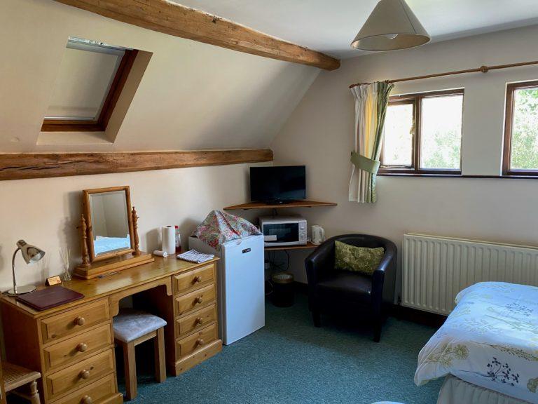 Copper Beech bedroom 2