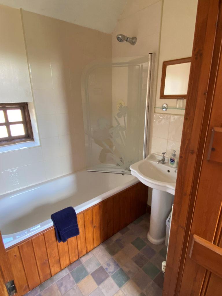 Mill house double bathroom